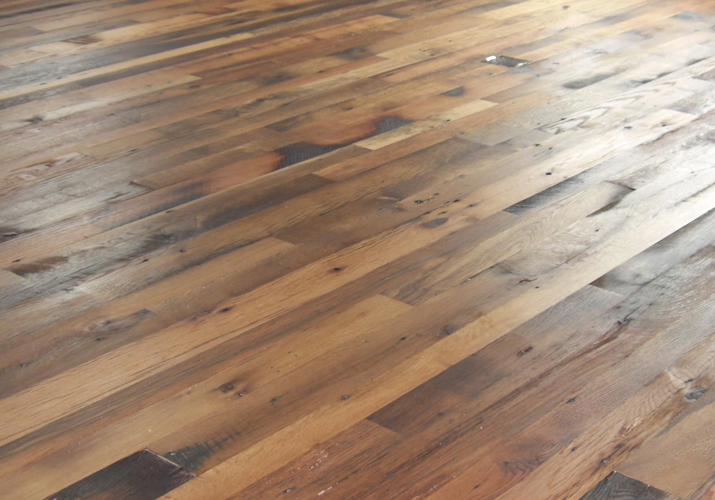European Wax Oil Finishing Dembowski Hardwood Floors